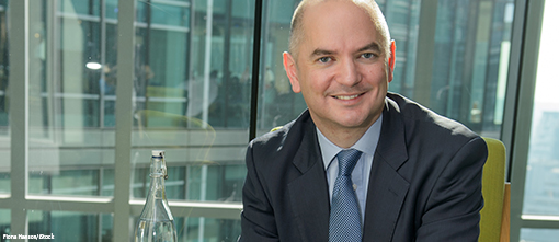 Aiding advancement: How KPMG UK's 'people leaders' guide