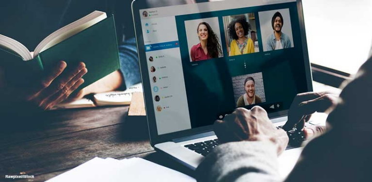 4 etiquette tips for video conference calls