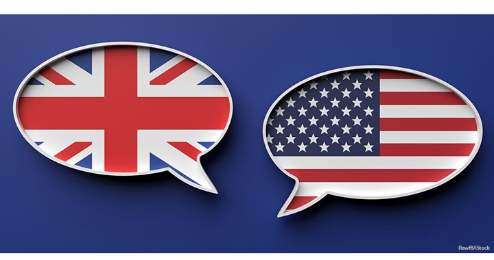 UK v US English: Gobsmacked by usage and pronunciation