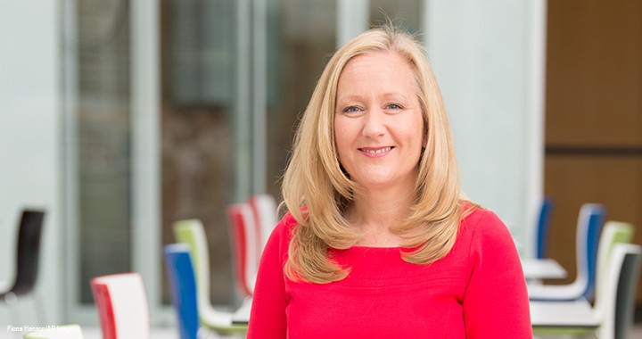 Eleanor Taylor, a senior manager at Nationwide Building Society, says agile business practices have benefited her internal audit team.