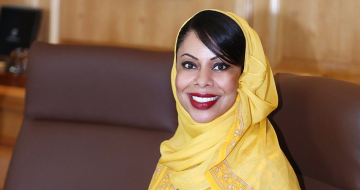 Haifa al-Khaifi, FCMA, CGMA, the CFO at Petroleum Development Oman (PDO)