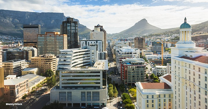 South Africa leads financial market index