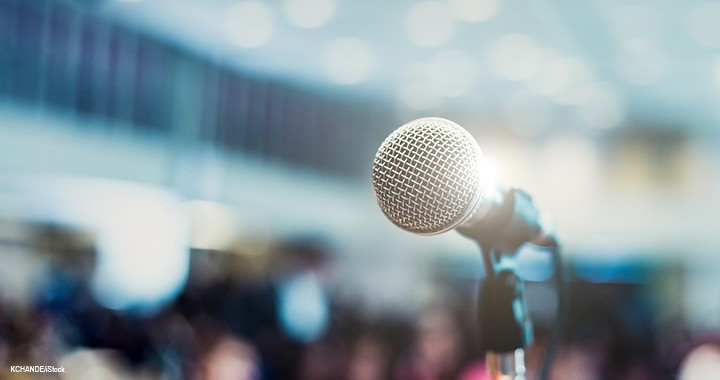How to secure a conference speaking slot
