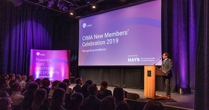 "In June 2019 in London, Ratnayake told new members that they should never stop learning: ""Predict what gaps you might come up against in the future and start closing those gaps."""