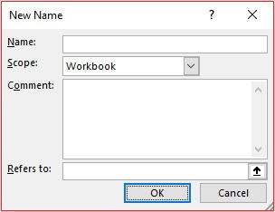 Excel range names: What you need to know - FM